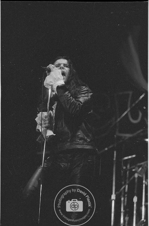 Ian Astbury of The Cult.