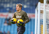 Leeds United's Kamil MIazek warms up<br /> <br /> Photographer Alex Dodd/CameraSport<br /> <br /> The EFL Sky Bet Championship - Leeds United v Bristol City - Saturday 24th November 2018 - Elland Road - Leeds<br /> <br /> World Copyright &copy; 2018 CameraSport. All rights reserved. 43 Linden Ave. Countesthorpe. Leicester. England. LE8 5PG - Tel: +44 (0) 116 277 4147 - admin@camerasport.com - www.camerasport.com