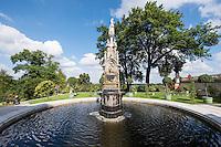 2016/08/16 Potsdam | Schloss Babelsberg | Wiedereröffnung Wasserspiele