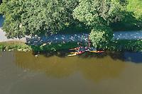 Bruz - Bord de la Vilaine près de Boel