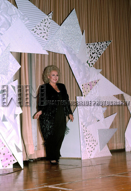 Doris Roberts at the Beverly Hills Hotel in Los Angeles, California on <br /> September 1, 1986.