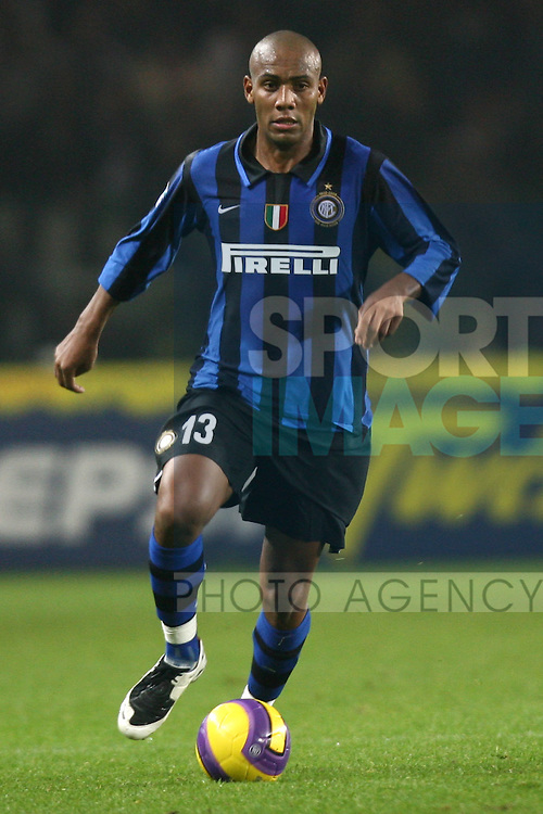 Maicon of Inter Milan