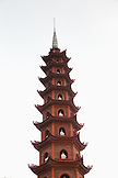 VIETNAM, Hanoi, the Tran Quoc Pagoda
