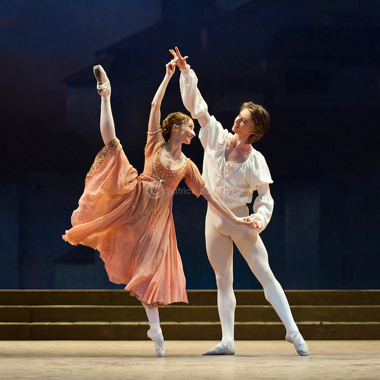 "English National Ballet. ""Romeo and Juliet""."