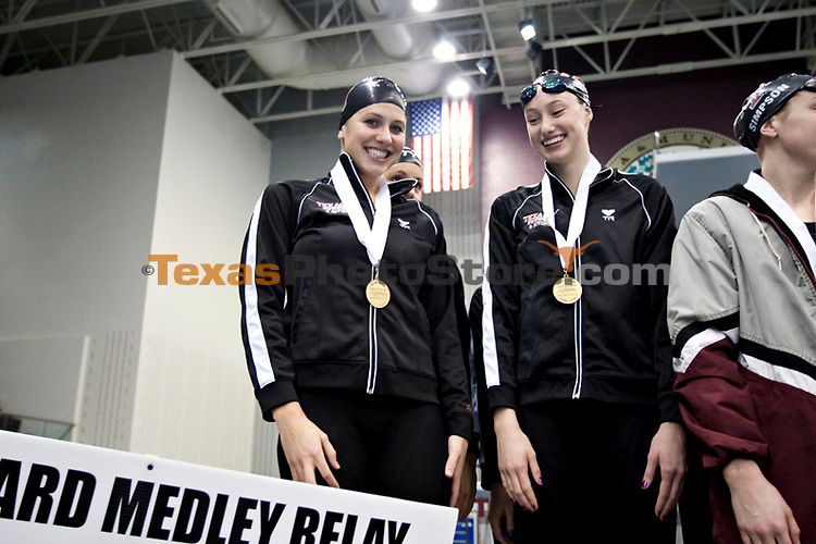 Feb 24-28 Big 12 Swimming Championships.  College Station, Texas.