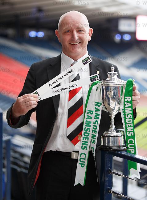 Martin Johnstone of Formartine United