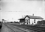 Naugatuck Junction circa 1893.