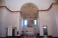 Comazzo, Oratorio di San Biagio di Rossate riapre dopo il restauro. Antico edificio religioso rurale &egrave; un significativo esempio dell&rsquo;opera bramantesca in Lombardia.<br /> Comazzo, Oratorio di San Biagio di Rossate reopens after restoration. Ancient country religious building is a significant example of the work of Bramante in Lombardy.
