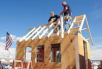 Tumbleweed House Construction