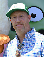 """10 August 2019 - Westwood, California - Matt Walsh. Sony's """"The Angry Birds Movie 2"""" Los Angeles Premiere held at Regency Village Theater.   <br /> CAP/ADM/BT<br /> ©BT/ADM/Capital Pictures"""