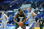 January 20, 2016 - Colorado Springs, Colorado, U.S. -  Colorado State forward, Tie Daniels #15, in action during an NCAA basketball game between the Colorado State University Rams and the Air Force Academy Falcons at Clune Arena, United States Air Force Academy, Colorado Springs, Colorado.  Colorado State defeats Air Force 83-79.