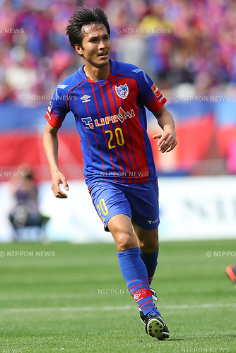 Ryoichi Maeda (FC Tokyo), <br /> APRIL 16, 2017 - Football / Soccer : <br /> 2017 J1 League match between F.C. Tokyo 0-1 Urawa Reds <br /> at Ajinomoto Stadium, Tokyo, Japan. <br /> (Photo by AFLO SPORT)