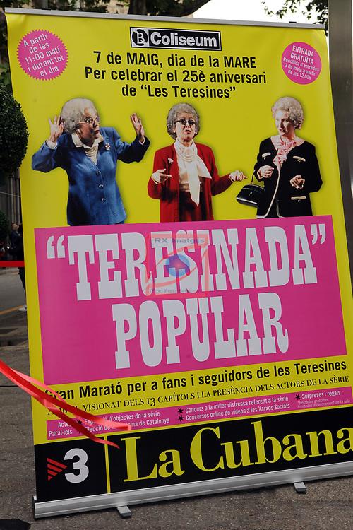 Presentacio 'Teresinada' Popular.