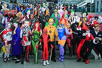 10/6/18 - New York: 2018 NY Comic-Con - DC Super-Villians