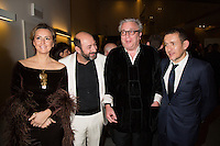 6th Edition of the ' Magritte du Cinéma ' Awards - Press Room & Show - Belgium