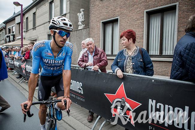 Dries De Bondt (BEL/Veranda's Willems Crelan)<br /> <br /> 103th Kampioenschap van Vlaanderen 2018 (UCI 1.1)<br /> Koolskamp – Koolskamp (186km)