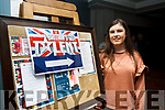 Saoirse Bennett of Tralee just finished her audition for Britains Got Talent at the Ashe Hotel on Monday last