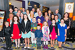 Catherine O'Connor from Ballyreameen, Castlemaine celebrated her 40th birthday surrounded by friends and family in the Flesk Restaurant- Gleneagle, Killarney last Friday night.