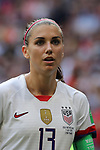 FIFA Women's World Cup France 2019 - Final USA vs NED in Lyon, on January 19, 2019. 13 Alex Morgan (USA) FW