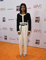 10 May 2019 - Beverly Hills, California - Nala Wayans. 26th Annual Race to Erase MS Gala held at the Beverly Hilton Hotel. Photo Credit: Birdie Thompson/AdMedia