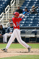 Jhonny Rodriguez - Dominican Prospect League all-stars 2012 minor league spring training (Bill Mitchell)