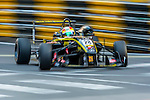 Roberto Merhi races the Formula 3 Macau Grand Prix during the 61st Macau Grand Prix on November 15, 2014 at Macau street circuit in Macau, China. Photo by Aitor Alcalde / Power Sport Images