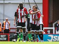 Brentford v Stoke City - 25/07/2015