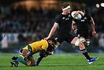 Sam Cane. Bledisloe Cup Rugby, All Blacks v Wallabies, Eden Park, Auckland, Saturday 17 August 2019. Photo: Simon Watts/www.bwmedia.co.nz