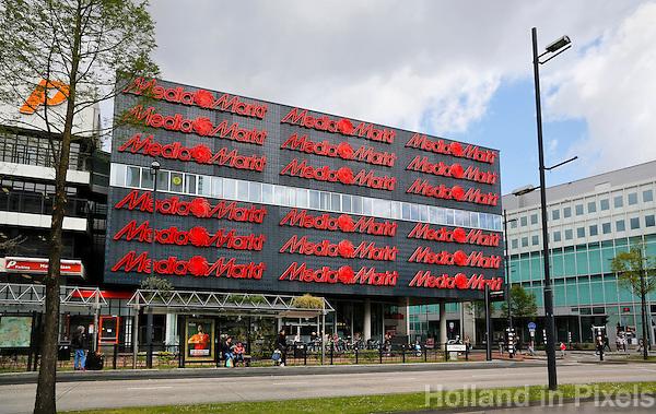 Nederland Eindhoven 2016 04 23. De Mediamarkt. Foto Berlinda van Dam / Hollandse Hoogte
