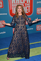 "LOS ANGELES, CA. November 05, 2018: Jodi Benson at the world premiere of ""Ralph Breaks The Internet"" at the El Capitan Theatre.<br /> Picture: Paul Smith/Featureflash"