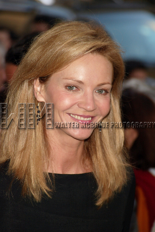 Joan Allen.Attending the Opening Night Performance of the New Broadway Production of BOMBAY DREAMS at the Broadway Theatre in New York City..April 29, 2004.© Walter McBride /