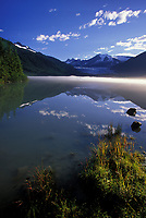 Mendenhall lake, Mendenhall Glacier, Juneau, Alaska