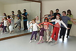 Jazz Class at the Open Day at the Old Abbey Dance Studio...Photo NEWSFILE/Jenny Matthews.(Photo credit should read Jenny Matthews/NEWSFILE)....This Picture has been sent you under the condtions enclosed by:.Newsfile Ltd..The Studio,.Millmount Abbey,.Drogheda,.Co Meath..Ireland..Tel: +353(0)41-9871240.Fax: +353(0)41-9871260.GSM: +353(0)86-2500958.email: pictures@newsfile.ie.www.newsfile.ie.FTP: 193.120.102.198.