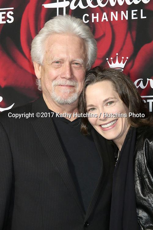LOS ANGELES - JAN 14:  Bruce Davison, Michele Correy at the Hallmark TCA Winter 2017 Party at Rose Parade Tournament House  on January 14, 2017 in Pasadena, CA