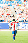 Argentinian football player Nico Gaitan is present like new Atletico de Madrid's football player for the next season 2016-2017 at Vicente Calderon Stadium in Madrid. July 19, Spain. 2016. (ALTERPHOTOS/BorjaB.Hojas)