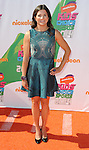 Kelly Clark arriving at the Nickelodeon's Kids Choice Sports Awards 2014 held at The UCLA Pauley Pavilion Los Angeles, CA. July 17, 2014.