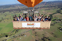 20161013 October 13 Hot Air Balloon Gold Coast