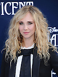 "Juno Temple attends The World Premiere of Disney's ""Maleficent"" held at The El Capitan Theatre in Hollywood, California on May 28,2014                                                                               © 2014 Hollywood Press Agency"