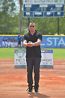 MIAMI, FL - JULY 11: Alex Rodriguez (A-Rod) attends the All-Star Week Legacy Project with A-Rod & Giancarlo Stanton at Boys & Girls Clubs of Miami-Dade on July 11, 2017 in Miami, Florida. Credit: MPI10 / MediaPunch