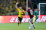 Borussia Dortmund Midfielder Nuri Sahin (L) gestures during the International Champions Cup 2017 match between AC Milan vs Borussia Dortmund at University Town Sports Centre Stadium on July 18, 2017 in Guangzhou, China. Photo by Marcio Rodrigo Machado / Power Sport Images