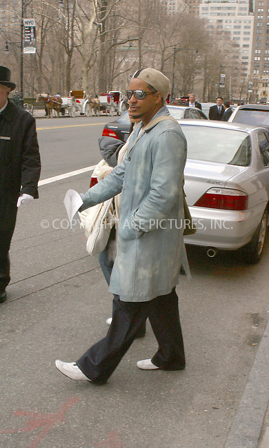 WWW.ACEPIXS.COM . . . . .  ....NEW YORK, APRIL 4, 2005....Boston Red Sox player Manny Ramirez seen leaving his midtown hotel.....Please byline: PAUL CUNNINGHAM - ACE PICTURES..... *** ***..Ace Pictures, Inc:  ..Craig Ashby (212) 243-8787..e-mail: picturedesk@acepixs.com..web: http://www.acepixs.com
