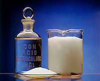 NEUTRALIZATION: BAKING SODA (SALT) &amp; ACID (HCl)<br />