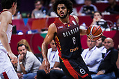 5th September 2017, Fenerbahce Arena, Istanbul, Turkey; FIBA Eurobasket Group D; Turkey versus Belgium; Power Forward Jean Marc Mwema #8 of Belgium in action during the match