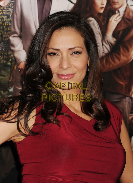 "Constance Marie.arriving at the Los Angeles premiere of ""Beautiful Creatures"" at TCL Chinese Theatre in Hollywood, California, USA, .February 6th, 2013..portrait headshot red .CAP/ROT/TM.©Tony Michaels/Roth Stock/Capital Pictures"