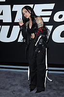 www.acepixs.com<br /> April 8, 2017  New York City<br /> <br /> Kehlani attending 'The Fate Of The Furious' New York premiere at Radio City Music Hall on April 8, 2017 in New York City.<br /> <br /> Credit: Kristin Callahan/ACE Pictures<br /> <br /> <br /> Tel: 646 769 0430<br /> Email: info@acepixs.com