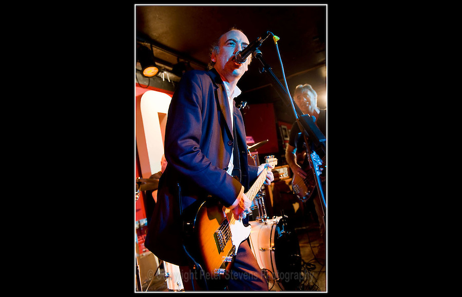 Mick Jones - Making the Modern Scene 2 - Terry Rawlings Benefit - 100 Club - 27-07-2009