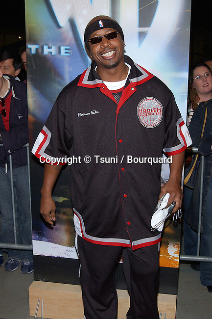 """MC Hammer (Surreal Life) arriving at """"The WB 2003 Winter TCA Tour Party"""" at Hollywood and Highland in Los Angeles, Ca. Saturday, Jan. 11, 2003             -            MCHammer_SurrealL285.jpg"""