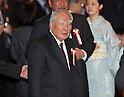 January 5, 2017, Tokyo, Japan - Japanese automobile maker Suzuki Motor cjairman Osamu Suzuki attends Japanese automobile industry associations' New Year party at a Tokyo hotel on Tuesday, January 5, 2017.  (Photo by Yoshio Tsunoda/AFLO)