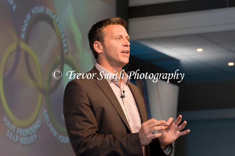 Guest Speaker sportsman Steve Backley