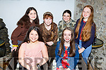 Kayleigh Ozdemir from Tralee and Brídín Purcell from Ballyduff celebrating their birthdays in Bella Bia on Saturday evening.<br /> Front l to r: Kayleigh Ozdemir and Brídín Purcell.<br /> Back l to r: Elenor Murphy, Cody Foster, Emma Connaire and Lana O'Connell.